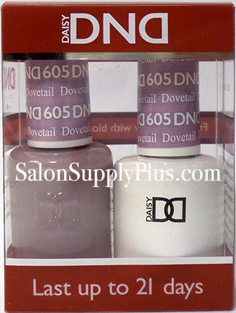 605 - DND Duo Gel - Dovetail - (Diva Collection)