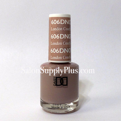 606 Dnd Lacquer London Coach Diva Collection Salon Supply Plus