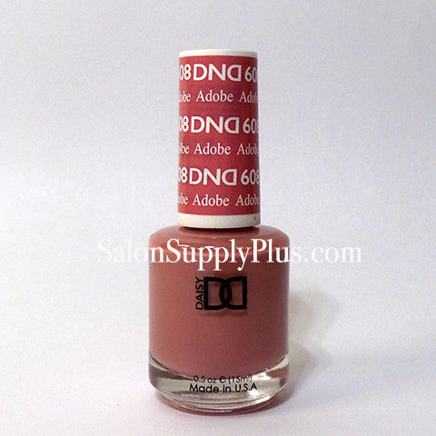 608 - DND Lacquer - Adobe - (Diva Collection)