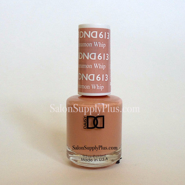613- DND Lacquer -Cinnamon Whip - (Diva Collection)