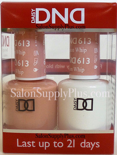 613 - DND Duo Gel - Cinnamon Whip - (Diva Collection)