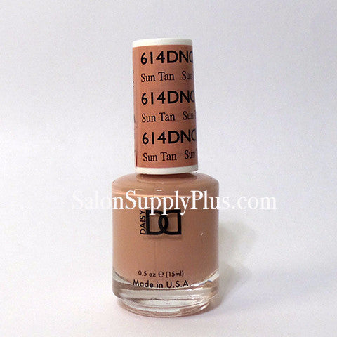 614 - DND Lacquer - Sun Tan - (Diva Collection)