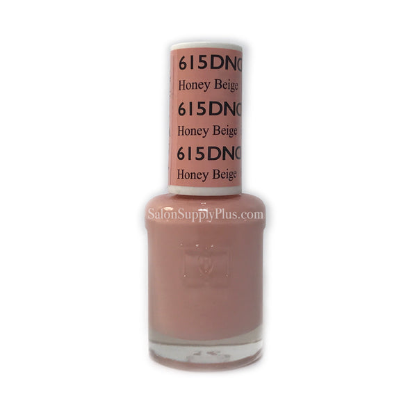 615 - DND Lacquer - Honey Beige - (Diva Collection)