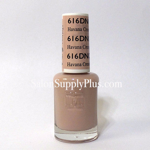 616 - DND Lacquer - Havana Cream - (Diva Collection)