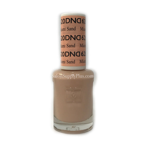 620 - DND Lacquer - Miami Sand - (Diva Collection)