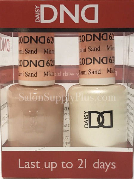 620 - DND Duo Gel - Miami Sand - (Diva Collection)