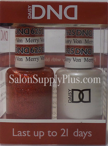 625 - DND Duo Gel - Merry Von Merry - (Holiday Collection)