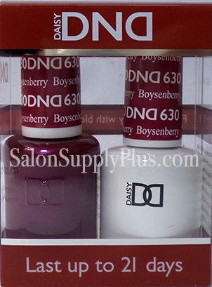630 - DND Duo Gel - Boysenberry - (Holiday Collection)