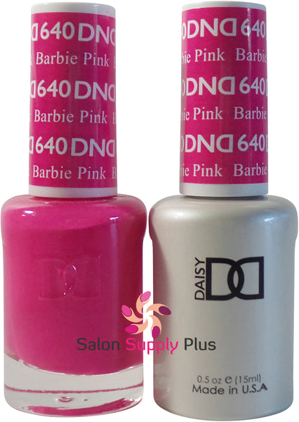 640 - DND Duo Gel - Barbie Pink