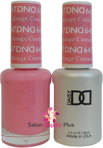 647 - DND Duo Gel - Rogue Couture