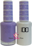 662 - DND Duo Gel - Kazoo Purple