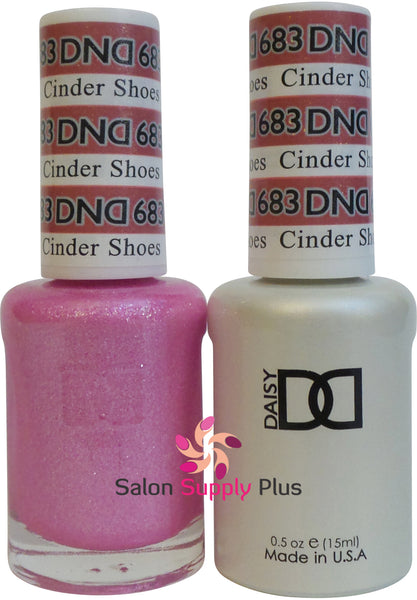 683 -  DND Duo Gel - Cinder Shoes