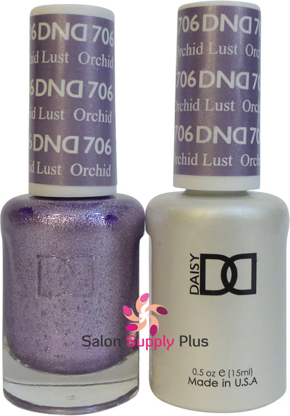 706 -  DND Duo Gel - Orchid Lust
