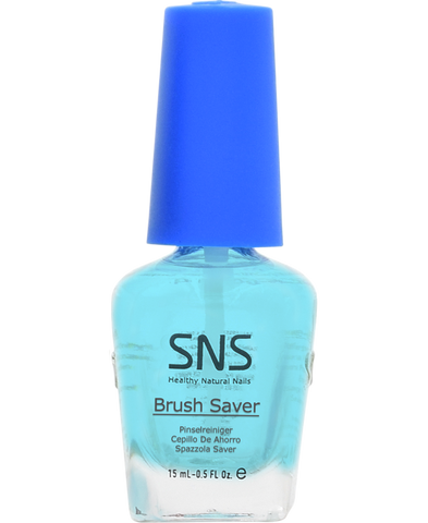 SNS BRUSH SAVER . 5 FL OZ