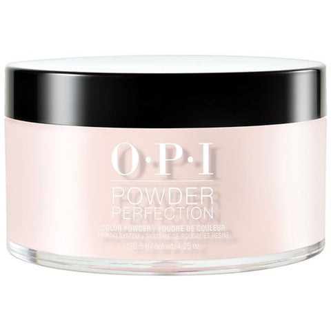 OPI Powder Perfection - BUBBLE BATH - 4.25 oz