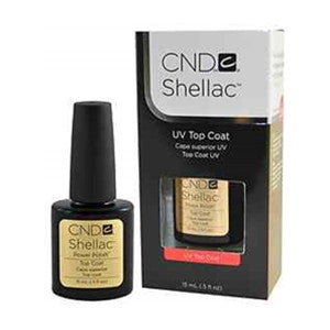 CND Shellac - Top Coat - Large .5 fl oz
