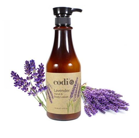 CODI HAND & BODY LOTION - LAVENDER - 750ML
