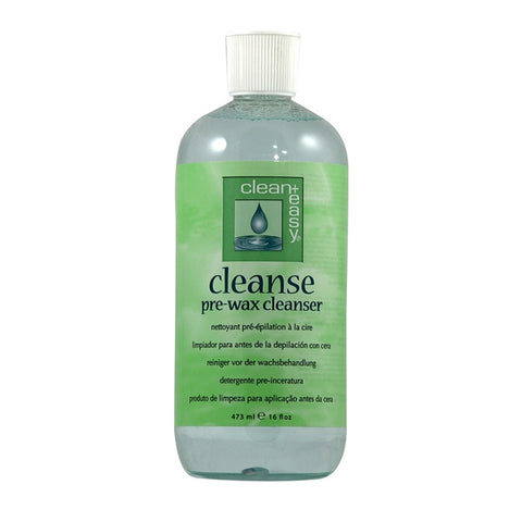Clean & Easy - Cleanse - Pre Wax Cleanse - 16 fl oz