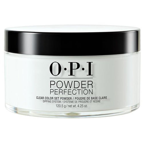 OPI Powder Perfection - CLEAR - 4.25 oz