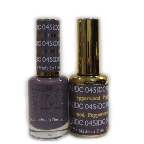 045 - DND DC GEL - PEPPERWOOD