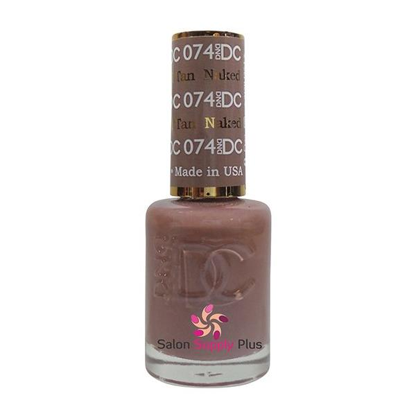 074 - DC Lacquer - NAKED TAN