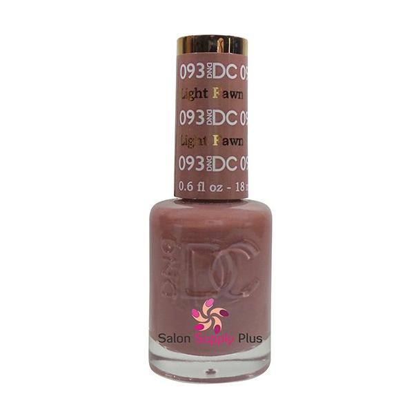 093 - DC Lacquer - LIGHT FAWN