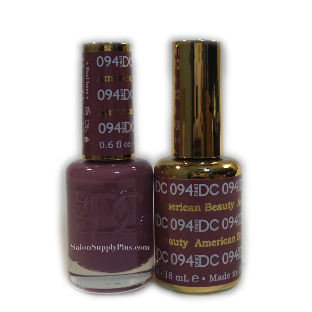 094 Dnd Dc Gel American Beauty Salon Supply Plus