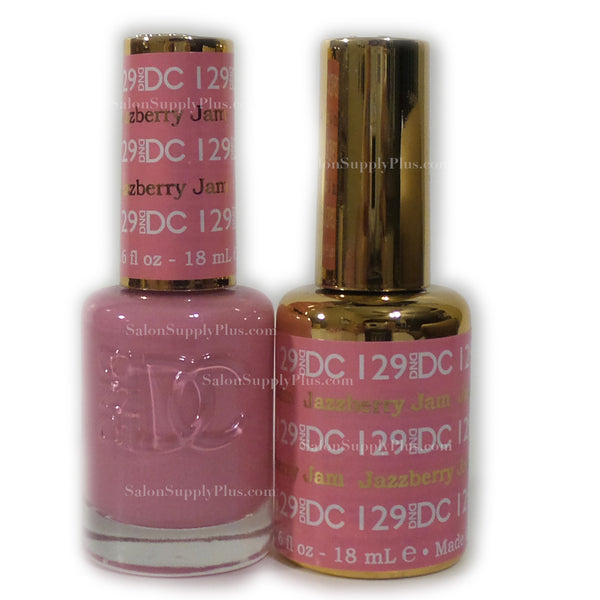129 - DND DC GEL - JAZZBERRY JAM