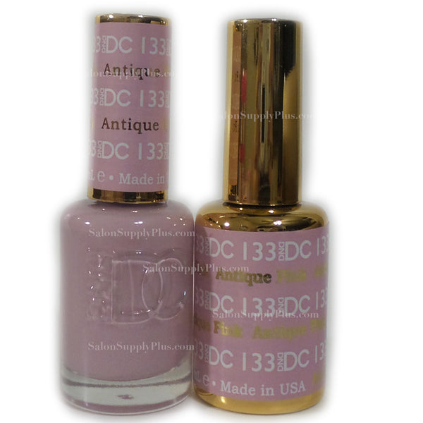 133 - DND DC GEL - ANTIQUE PINK
