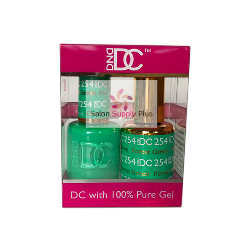 254 - DND DC GEL - FOREST GREEN