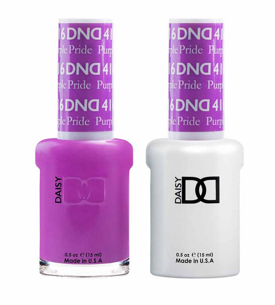 416 - DND Duo Gel- Purple Pride