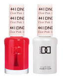 441 - DND Duo Gel - Clear Pink