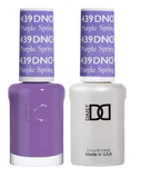 450 - DND Duo Gel - Sweet Purple