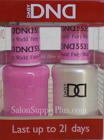 553 - DND Duo Gel - Fairy World