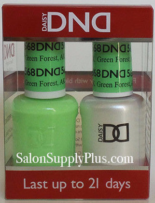 568 -DND Duo Gel - Green Forest, AK