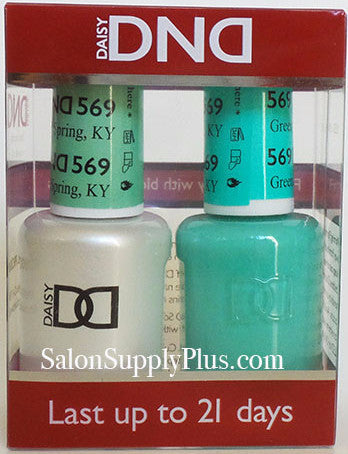569 - DND Duo Gel - Green Spring, KY