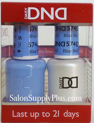 574 - DND Duo Gel - Blue Bell