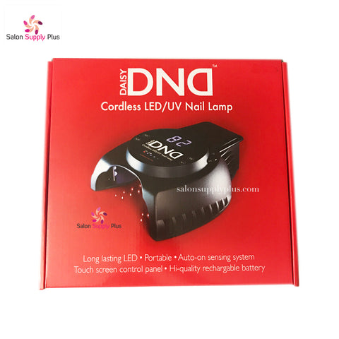 New 2018- DND LED UV Cordless Lamp