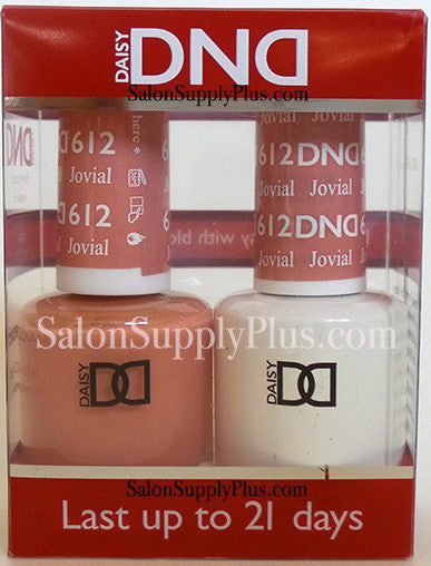 612 - DND Duo Gel - Jovial - (Diva Collection)