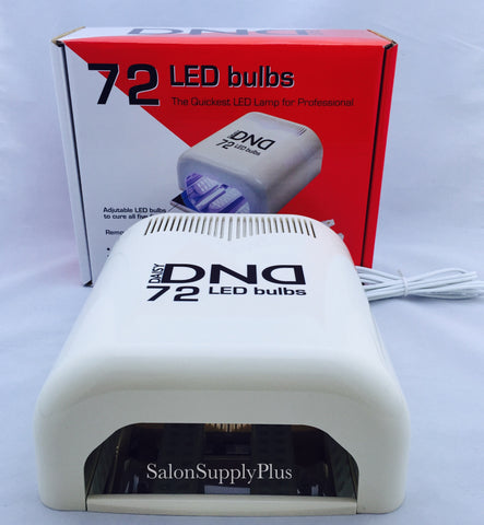 DND LED LIGHT - 72 LED BULBS - C0395