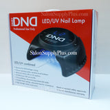 Holiday Bundle - New DND Led Light w/ 10 Colors + Free Base & Top + Eco-Friendly remover wraps