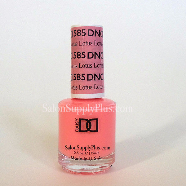 585 - DND Lacquer - Lotus - (Diva Collection)