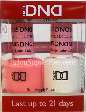 585- DND Duo Gel - Lotus - (Diva Collection)
