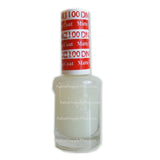 DND Regular Matte #100 Top Coat .5 fl oz