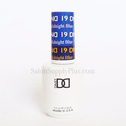 19 - DND Mood Gel - Light to Midnight Blue