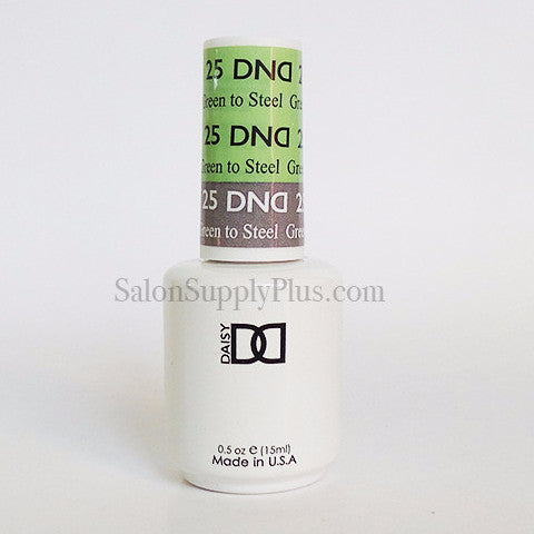 25 - DND Mood Gel -Green to Steel