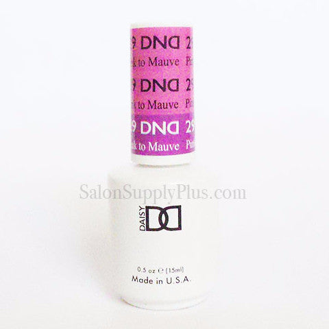 29 - DND Mood Gel - Pink to Mauve