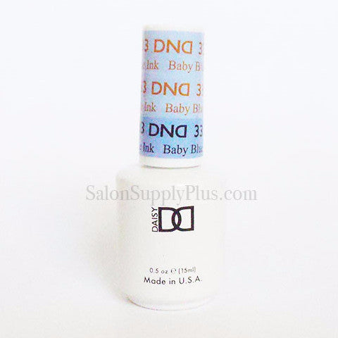 33 - DND Mood Gel - Baby Blue to Blue Ink