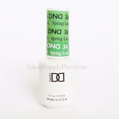36 - DND Mood Gel - Spring Leaf to Green