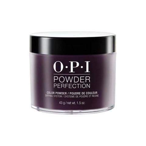 OPI Powder Perfection - LINCOLN PARK AFTER DARK (DP W42) - 1.5 OZ